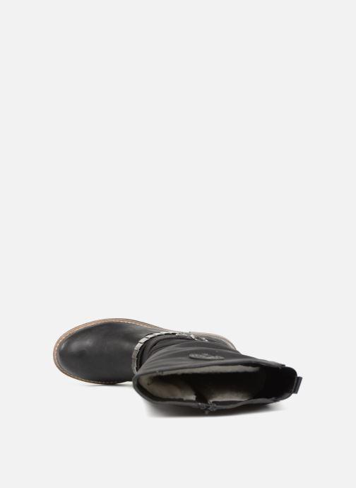 Stiefel Rieker Alicia 94661 schwarz ansicht von links