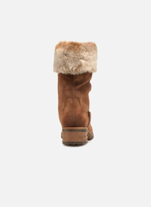 Boots & wellies Rieker Bonnie 96854 Brown view from the right