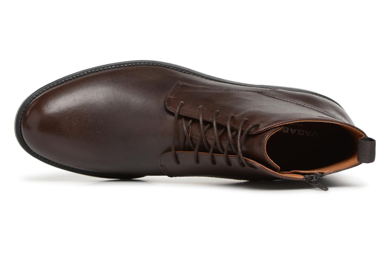 Bottines et boots Vagabond Shoemakers Salvatore 4664-001 Marron vue gauche