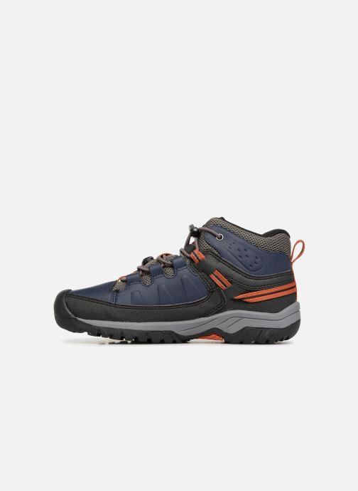 Chaussures de sport Keen Targhee Mid Bleu vue face
