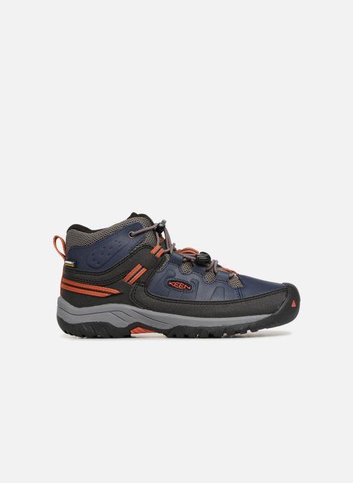 Chaussures de sport Keen Targhee Mid Bleu vue derrière