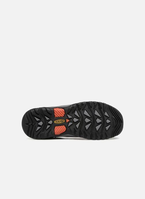 Chaussures de sport Keen Targhee Mid Bleu vue haut