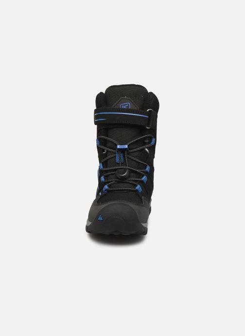 Chaussures de sport Keen Levo Winter Noir vue portées chaussures