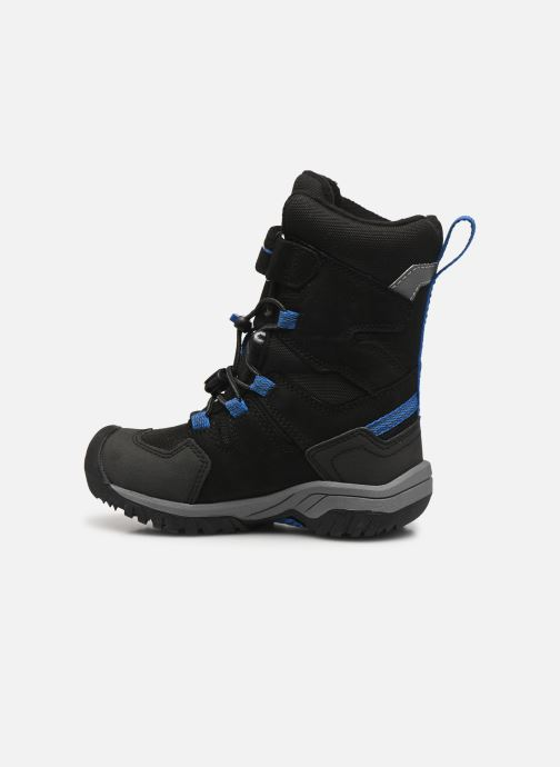 Zapatillas de deporte Keen Levo Winter Negro vista de frente