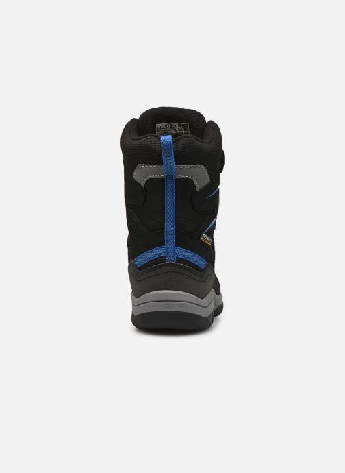 Zapatillas de deporte Keen Levo Winter Negro vista lateral derecha