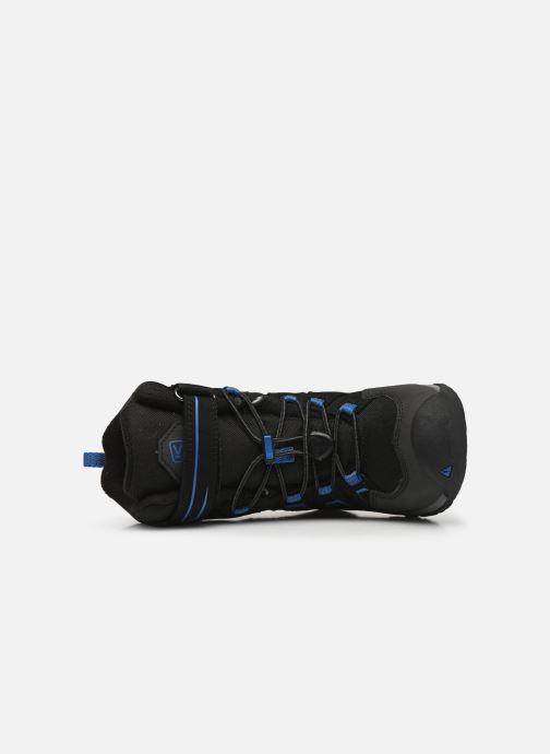 Zapatillas de deporte Keen Levo Winter Negro vista lateral izquierda