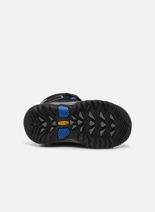 Chaussures de sport Keen Levo Winter Noir vue haut