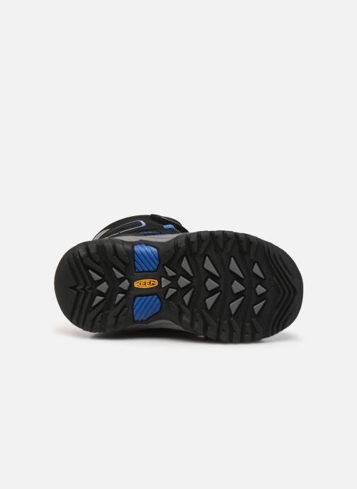 Zapatillas de deporte Keen Levo Winter Negro vista de arriba
