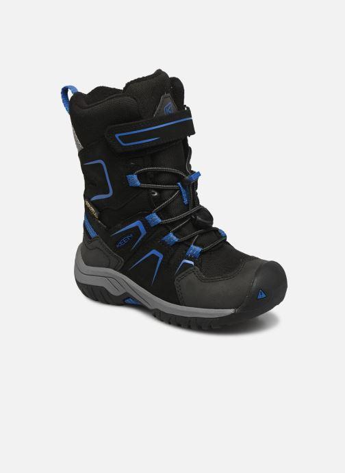 Chaussures de sport Keen Levo Winter Noir vue détail/paire