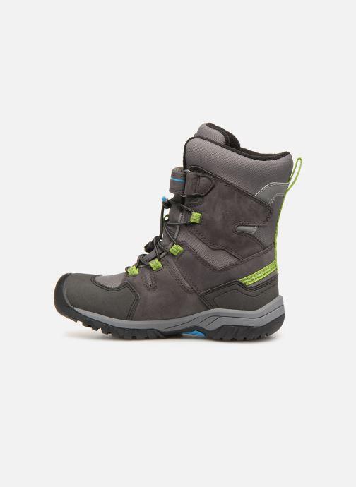Zapatillas de deporte Keen Levo Winter Gris vista de frente