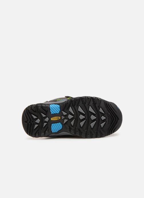 Chaussures de sport Keen Levo Winter Gris vue haut