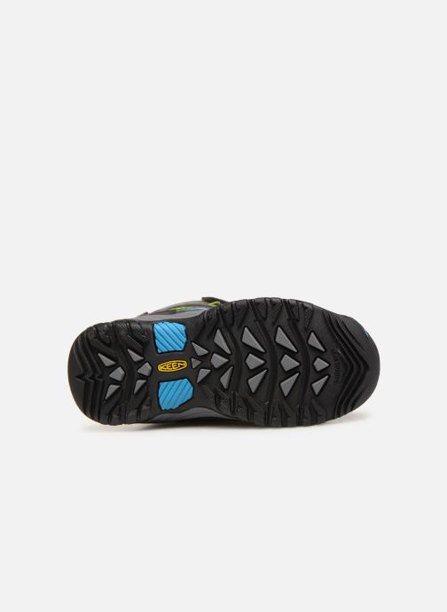 Zapatillas de deporte Keen Levo Winter Gris vista de arriba