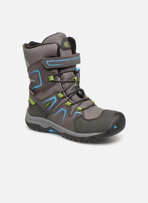 Chaussures de sport Keen Levo Winter Gris vue détail/paire