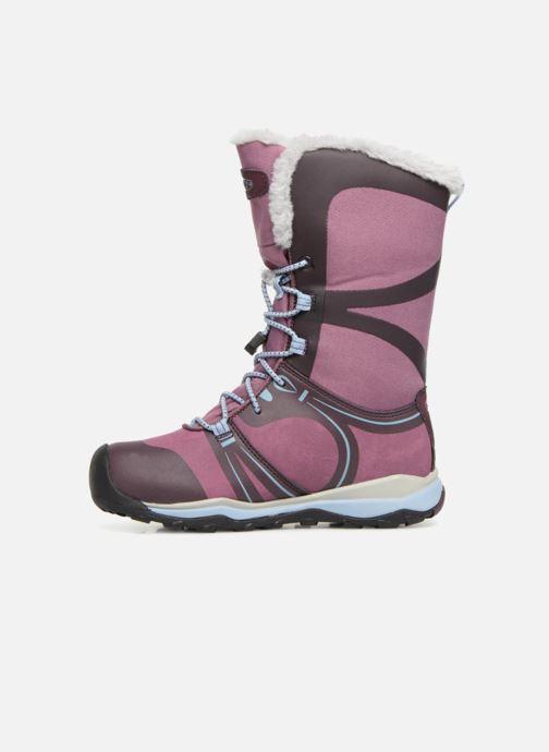 Chaussures de sport Keen Terradora Winter Violet vue face