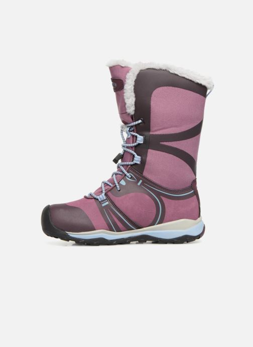 Zapatillas de deporte Keen Terradora Winter Violeta      vista de frente