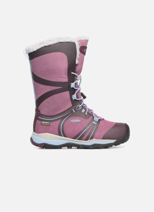 Chaussures de sport Keen Terradora Winter Violet vue derrière
