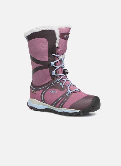 Chaussures de sport Keen Terradora Winter Violet vue détail/paire