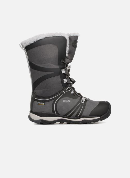 Sport shoes Keen Terradora Winter Black back view