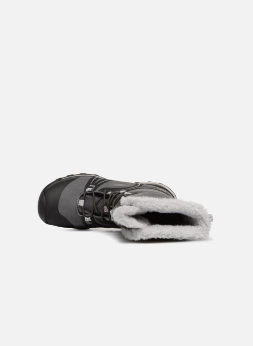 Sportschuhe Keen Terradora Winter schwarz ansicht von links