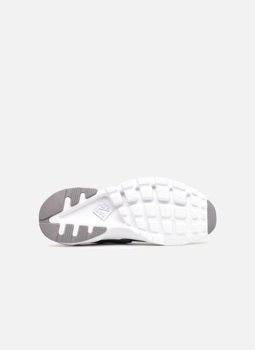 Sneaker Nike Air Huarache Run Ultra (GS) grau ansicht von oben