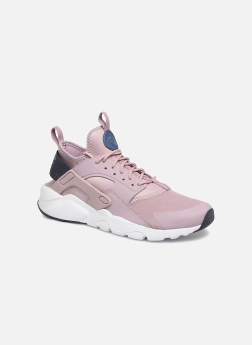 timeless design 8a947 51f88 Baskets Nike Air Huarache Run Ultra (GS) Rose vue détail paire