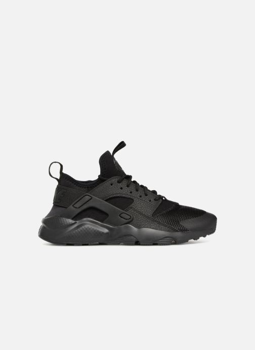 Deportivas Nike Air Huarache Run Ultra (GS) Negro vistra trasera