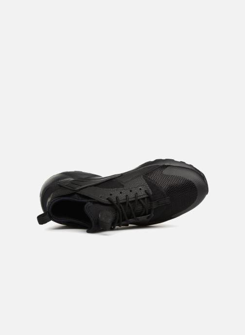 Sneakers Nike Air Huarache Run Ultra (GS) Zwart links