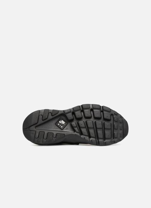 Sneaker Nike Air Huarache Run Ultra (GS) schwarz ansicht von oben