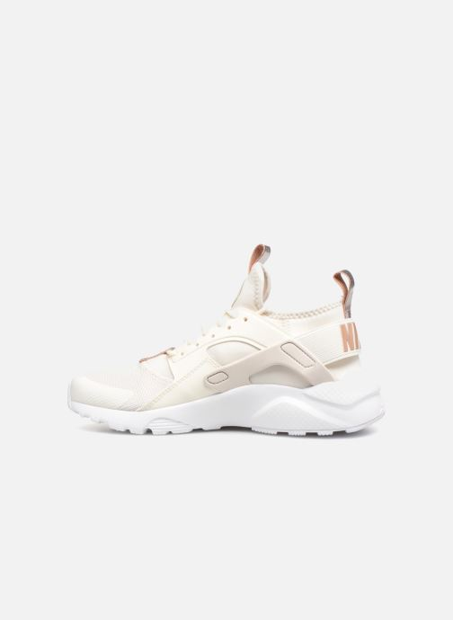 Trainers Nike Air Huarache Run Ultra (GS) White front view
