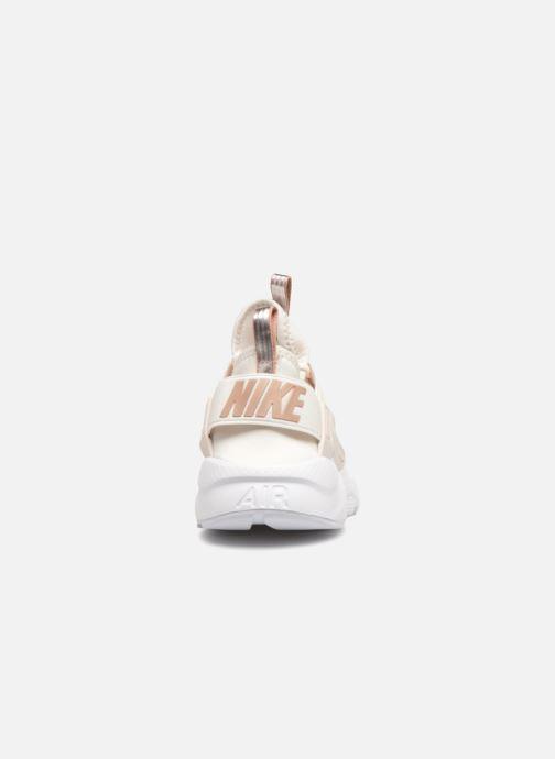 Sneakers Nike Air Huarache Run Ultra (GS) Vit Bild från höger sidan