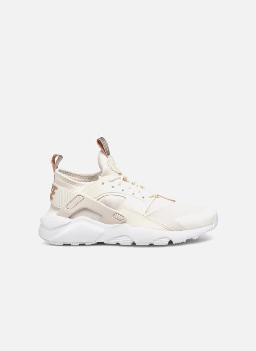 Trainers Nike Air Huarache Run Ultra (GS) White back view