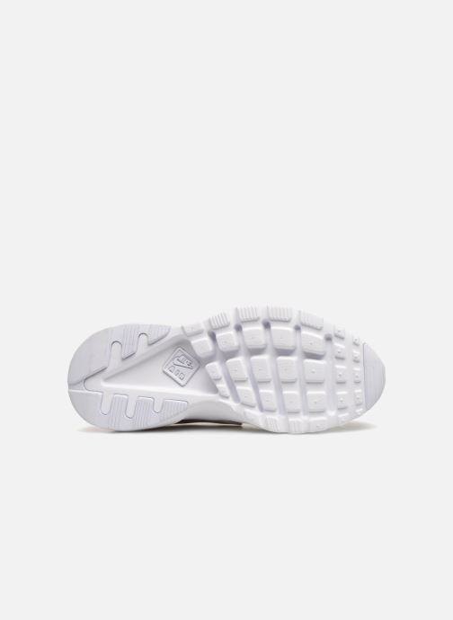 Trainers Nike Air Huarache Run Ultra (GS) White view from above