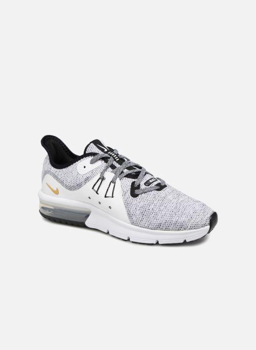 online store 98476 cc661 Baskets 337763 3 Nike Sequent Air Max Sarenza gs blanc Chez