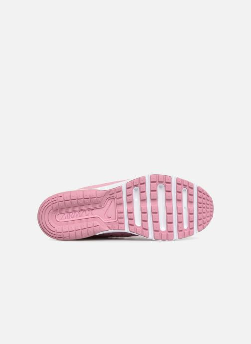 buy online 72043 0d35d Baskets Nike Air Max Sequent 3 (GS) Rose vue haut