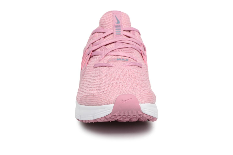 Sneaker Nike Air Max Sequent 3 (GS) rosa schuhe getragen