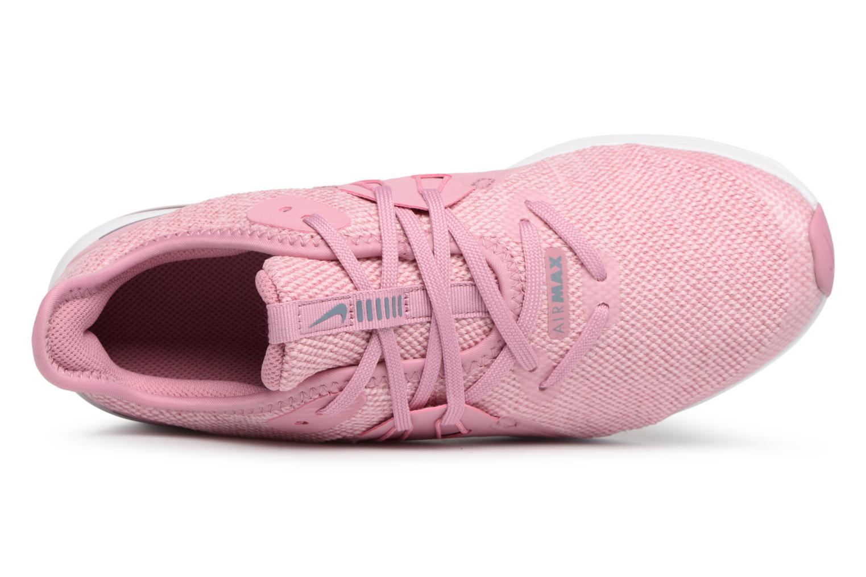 Sneaker Nike Air Max Sequent 3 (GS) rosa ansicht von links