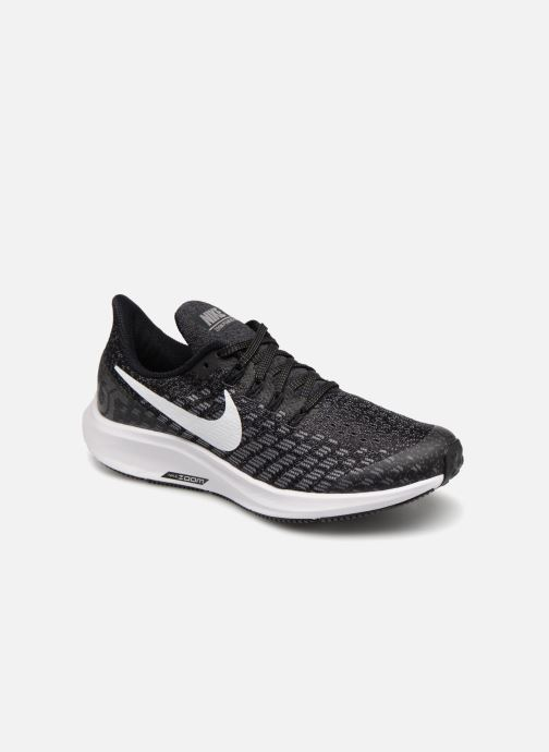 sale retailer 6a8e5 aff17 Baskets Nike Air Zoom Pegasus 35 (GS) Noir vue détail paire