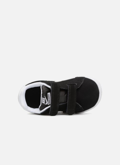Sneakers Nike Court Royale (TD) Zwart links