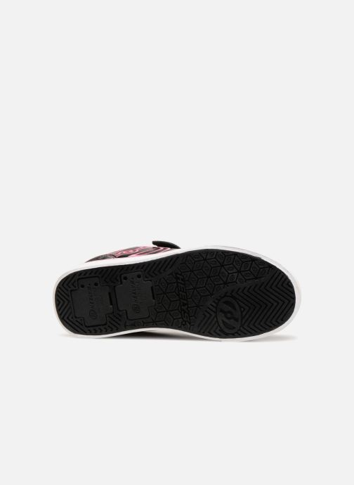 Baskets Heelys Vopel X2 Noir vue haut