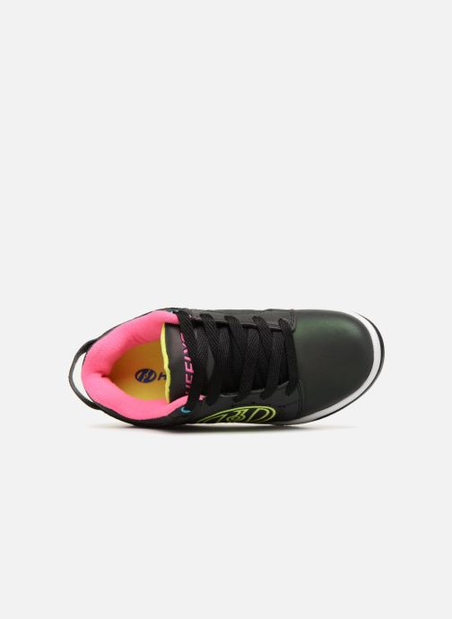 Trainers Heelys Voyager Black view from the left