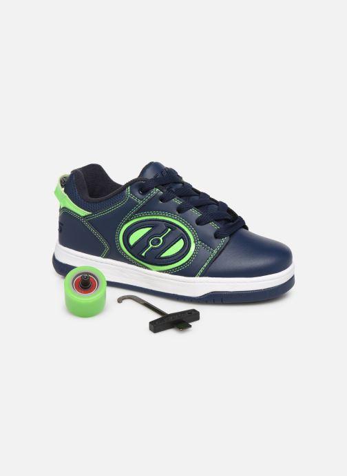 Sneakers Heelys Voyager Blå 3/4 billede