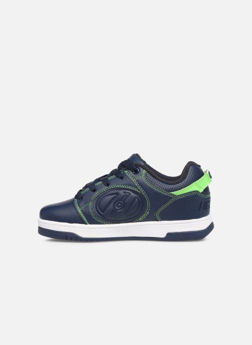 Sneakers Heelys Voyager Blå se forfra