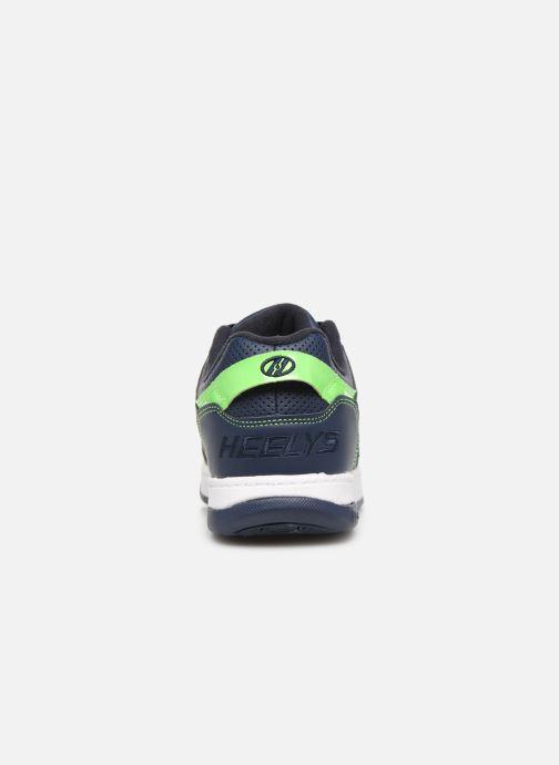 Sneakers Heelys Voyager Blå Se fra højre