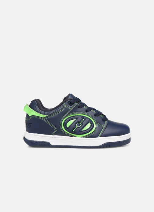 Sneakers Heelys Voyager Blå se bagfra