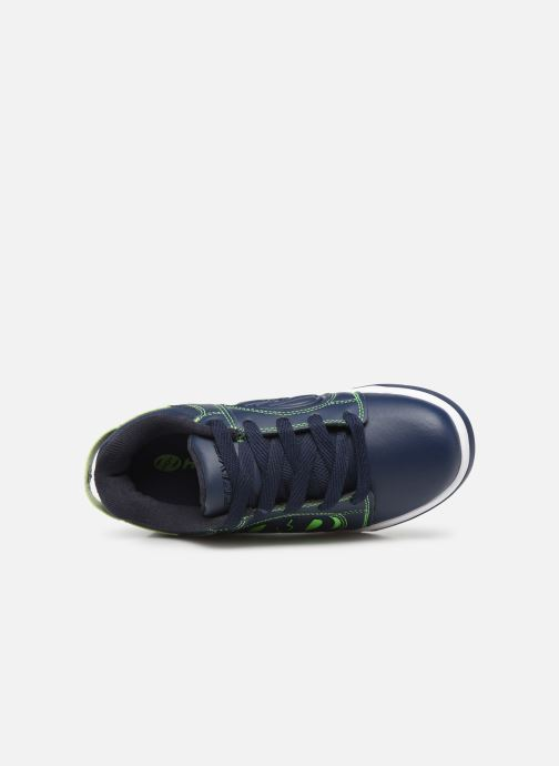 Sneakers Heelys Voyager Blå se fra venstre