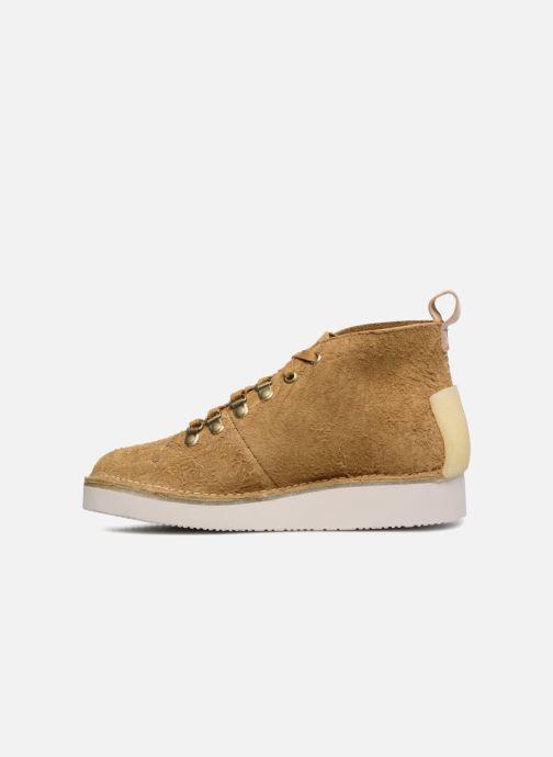 Sneakers Clarks Originals Nala Hike Gul se forfra