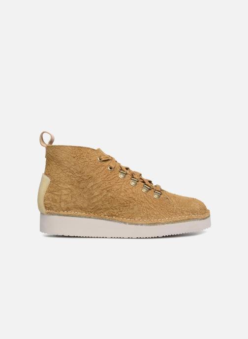 Sneakers Clarks Originals Nala Hike Gul se bagfra