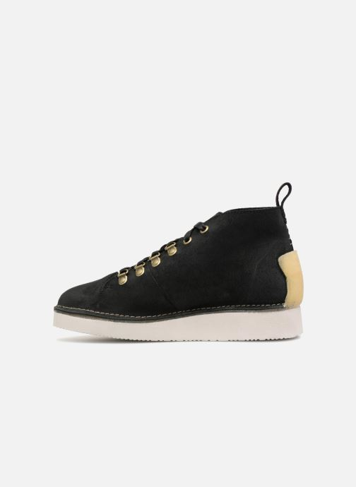 Baskets Clarks Originals Nala Hike Noir vue face