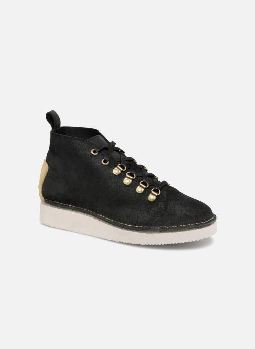 Sneaker Clarks Originals Nala Hike schwarz detaillierte ansicht/modell