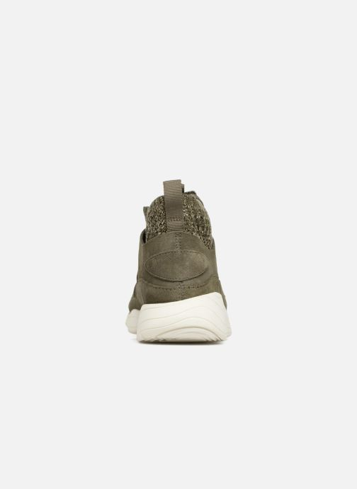 Sneakers Clarks Originals Trigenic Evo. Verde immagine destra